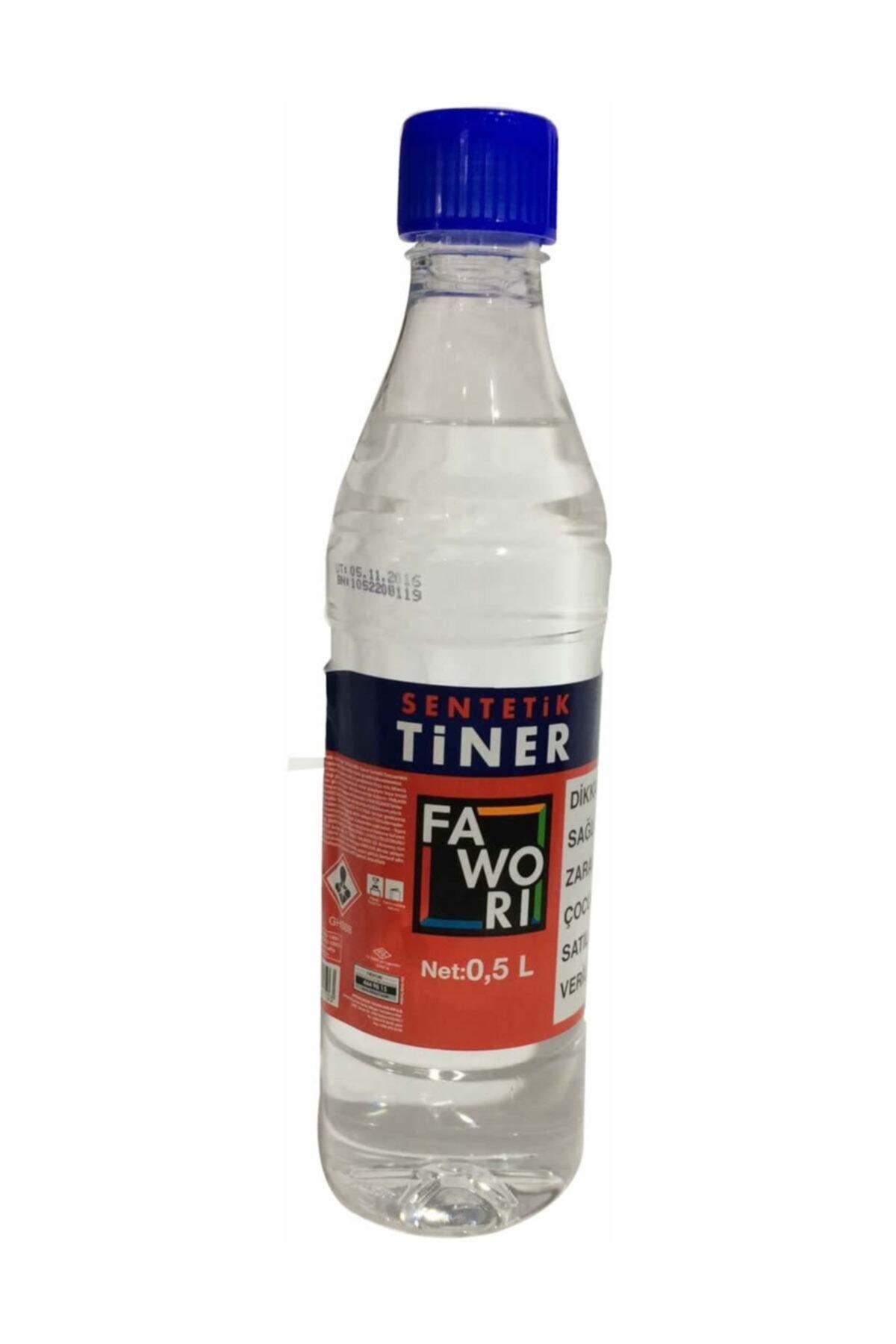 Fawori Sentetik Tiner - 0.50 L 1
