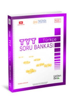 Üç Dört Beş Yayıncılık Tyt Türkçe Soru Bankası 2021