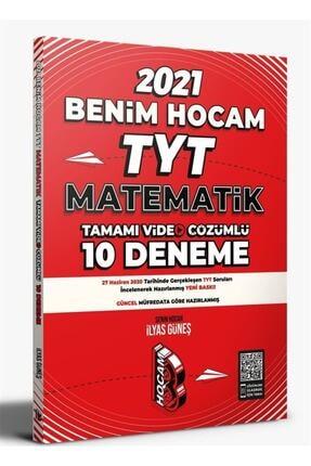 Benim Hocam Yayınları Benim Hocam 2021 Tyt Matematik Tamamı Video Çözümlü 10 Deneme Sınavı
