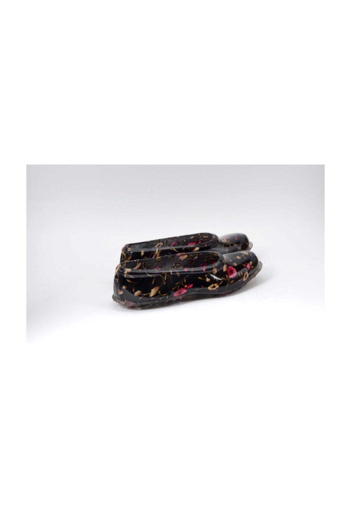 ARISAN Çiçekli Lastik Ayakkabı 2