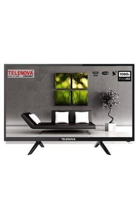 "TELENOVA 24D4001 24"" 61 Ekran Full HD Dahili Uydu Alıcılı LED TV"
