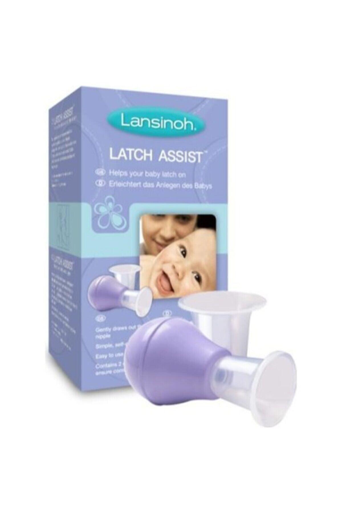 LANSINOH Latch Assist Meme Ucu Çıkarıcı 1