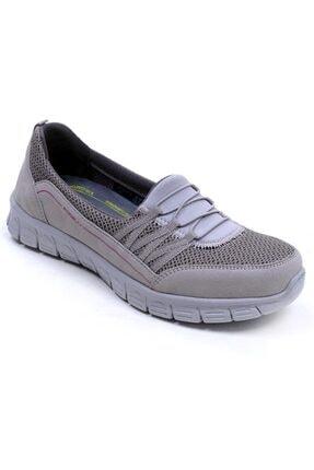 Forelli 61014-g Gri Kadın Spor Ayakkabı