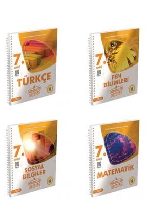 Murat Yayınları 7.sınıf Öğrencim Defteri 4 Kitap Set(türkçe-matematik-fen Bilimleri-sosyal Bilgiler)