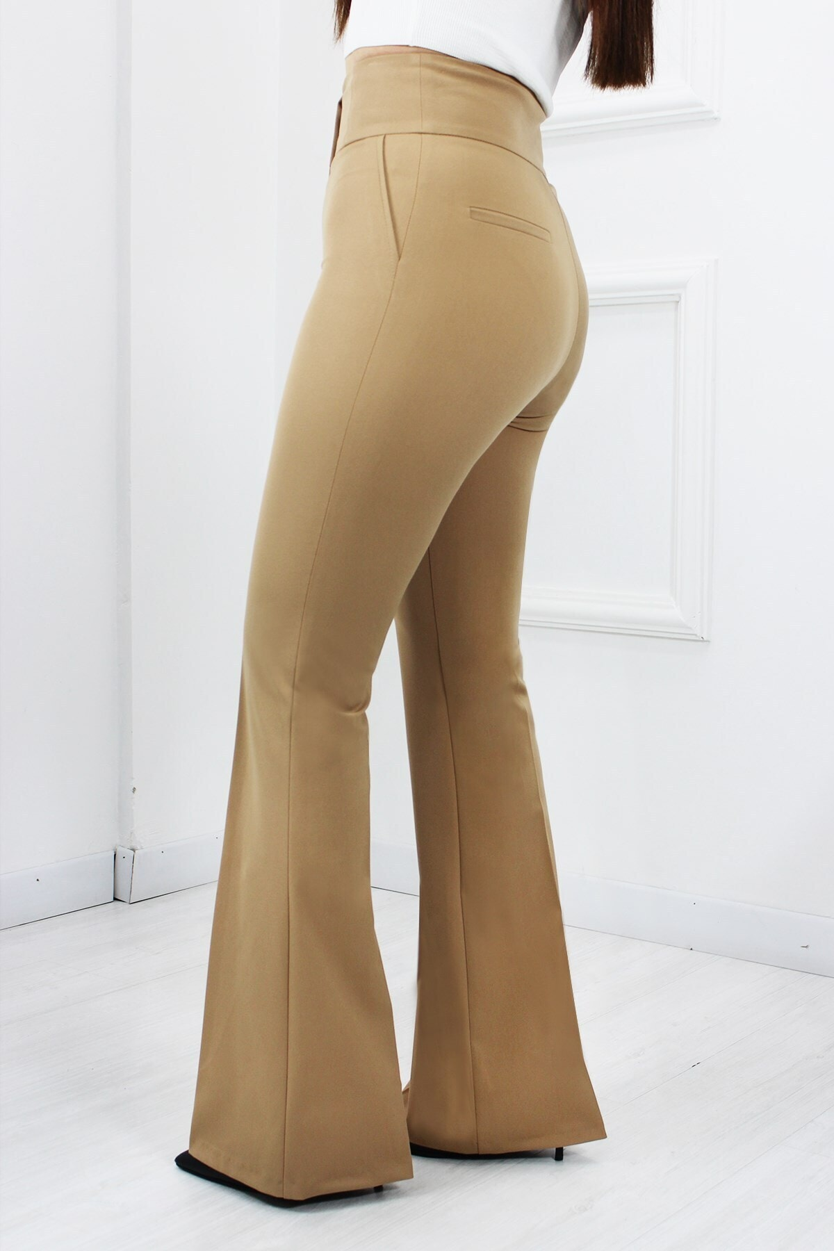 UGİMPOL Pantolon Yüksek Bel Ispanyol 2