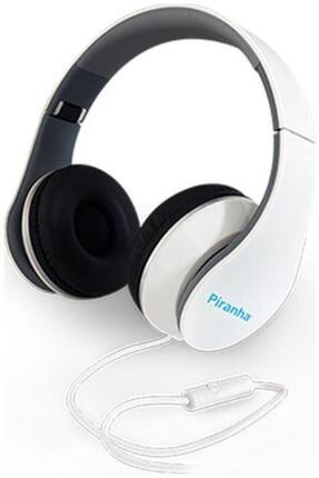 Piranha X336-39 Tm2101 Siyah Stereo Kablolu Mikrofonlu Kulaklık 2101