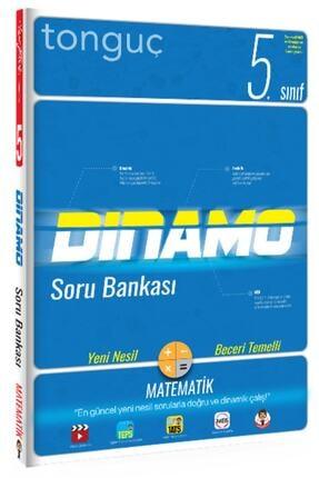 Tonguç Akademi Tonguç 5. Sınıf Matematik Dinamo Soru Bankası