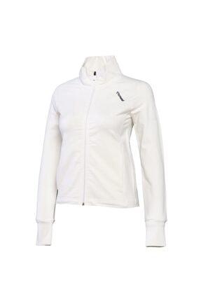 HUMMEL Unisex Beyaz Zip Jacket