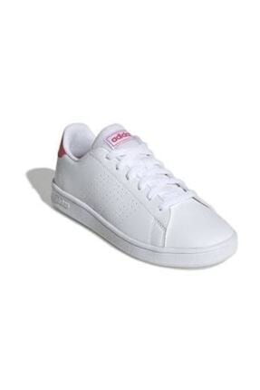 adidas ADVANTAGE K Beyaz Kız Çocuk Sneaker Ayakkabı 100479436