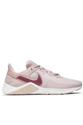 Nike Kadın Lila W Legend Essential 2 Yürüyüş Koşu Ayakkabı Cq9545-003