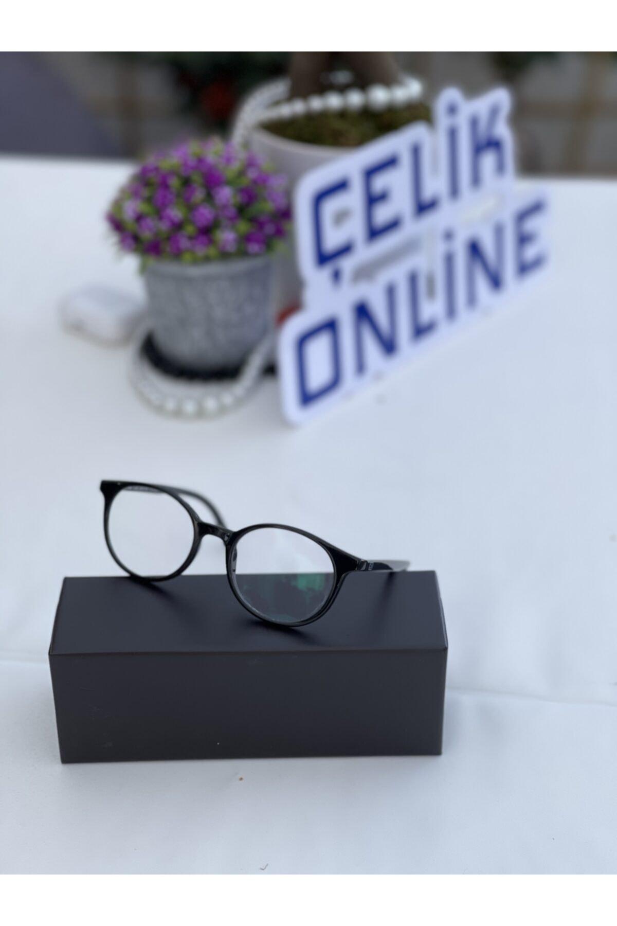 ÇELİKONLİNE Bilgisayar Ekran Koruyucu Filtreli Dinlendirici Gözlük 1