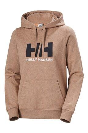 Helly Hansen Kadın Pembe Hh Logo Hoodıe