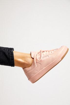 Tonny Black Pudra Kadın  Sneaker TB107-1