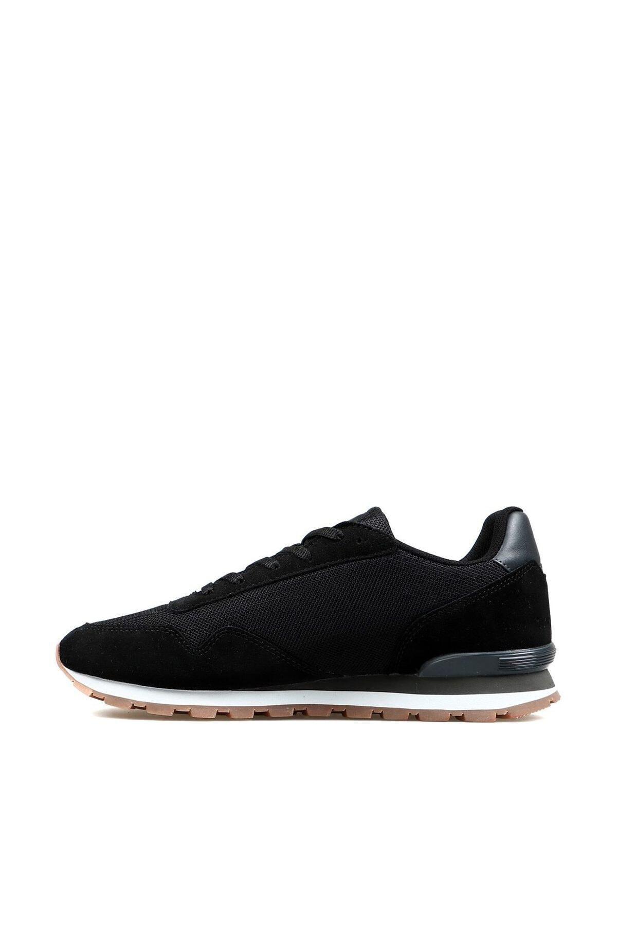 Hammer Jack Belarus Hakiki Deri Siyah-füme Erkek Ayakkabı 101 20028-m 2