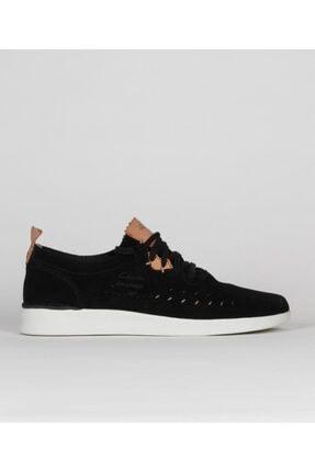 CLARKS Erkek Siyah Süet Ayakkabı