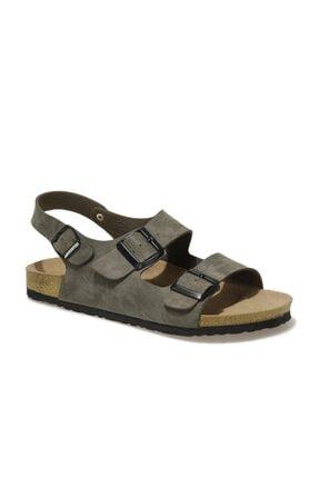 Kinetix Erkek Haki Günlük Sandalet 101016517 Pavlov 1fx