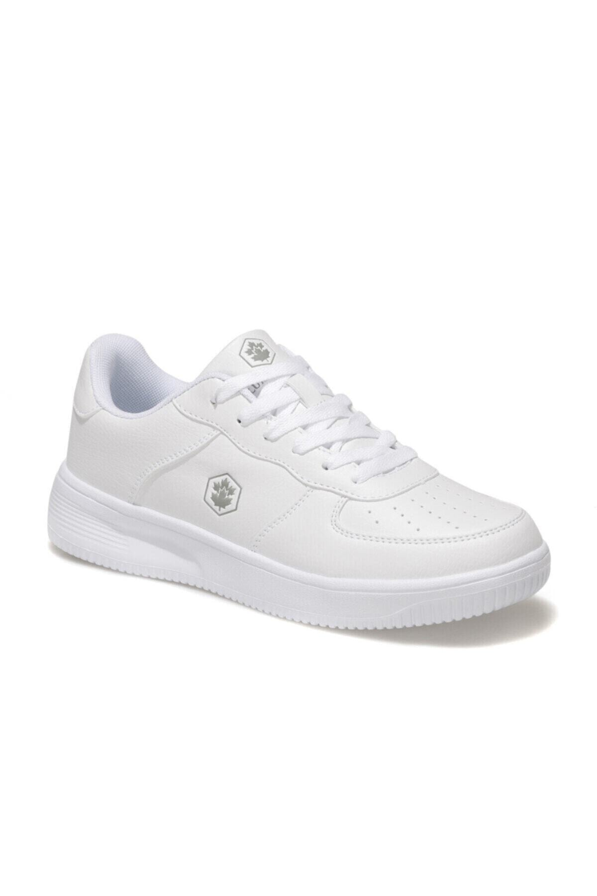 lumberjack FINSTER 1FX Beyaz Erkek Sneaker Ayakkabı 100784937 1