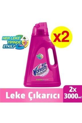 Vanish Kosla Leke Çıkarıcı Baz Sıvı 2x3000 Ml Renkliler Için