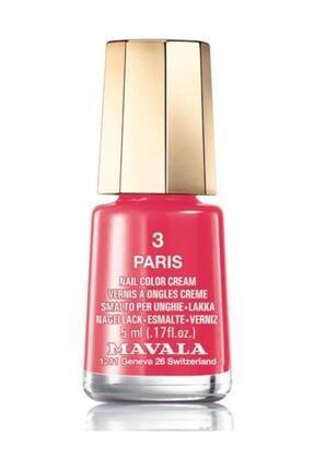 Mavala Mini Color Oje : 03 Paris 5 ml