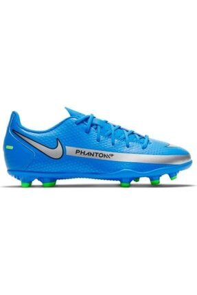 Nike Jr. Phantom Gt Club Fg/mg Unisex Mavi Futbol Krampon Ck8479-400