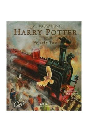 Yapı Kredi Yayınları Harry Potter ve Felsefe Taşı Resimli Özel Baskı