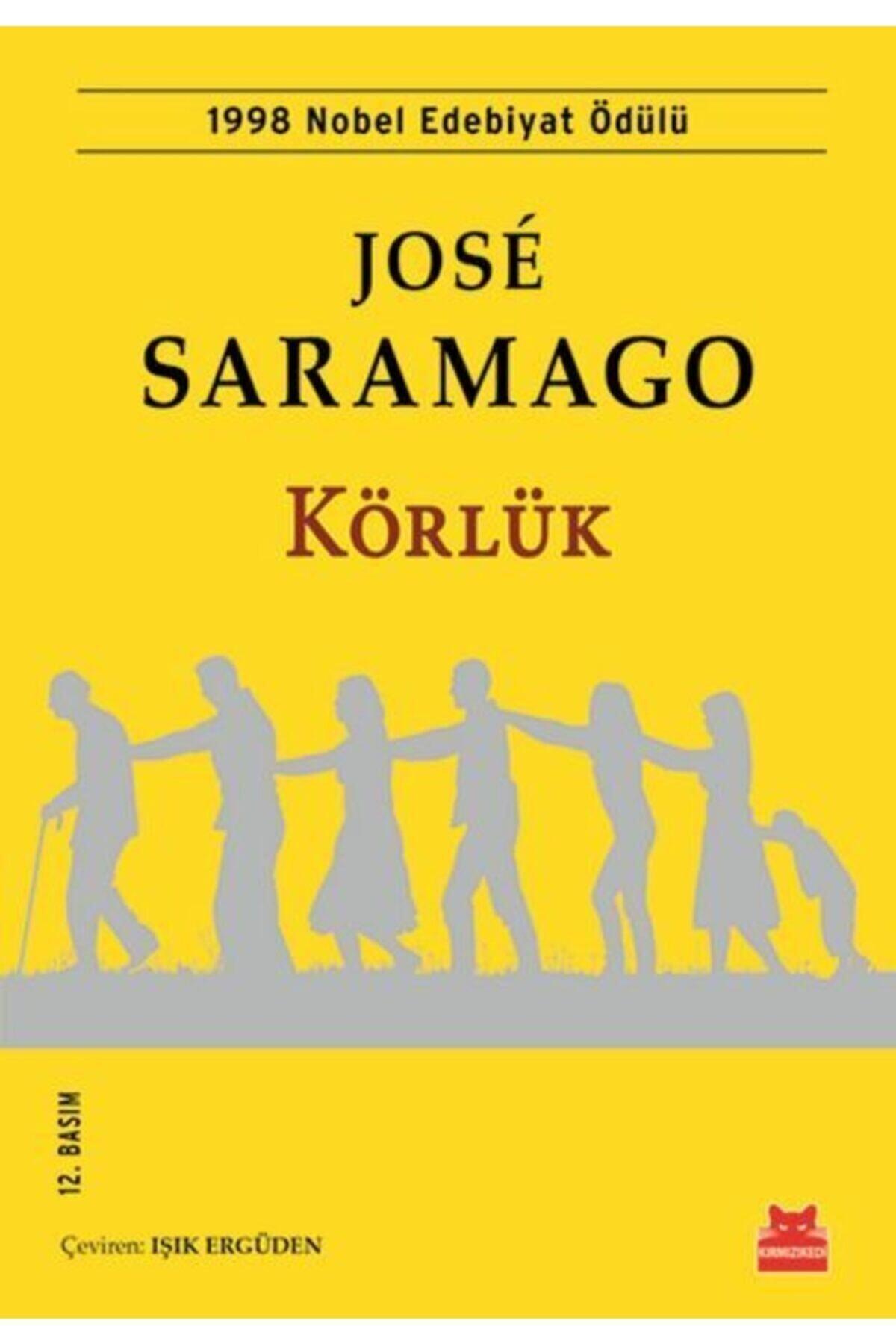 Kırmızı Kedi Yayınevi Körlük Jose Saramago 1