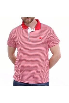 Kappa Erkek Kırmızı Polo T-shirt