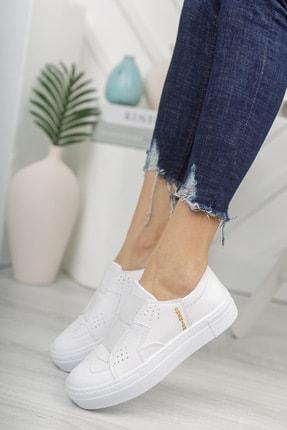 Chekich Ch033 Kadın Ayakkabı Beyaz