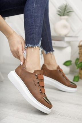 Chekich Ch251 Kadın Ayakkabı Taba