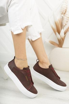 Chekich Ch013 Kadın Ayakkabı Bordo