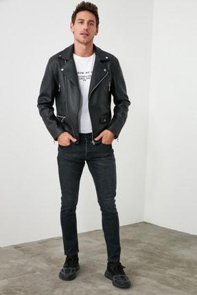 TRENDYOL MAN Siyah Erkek Skinny Jeans TMNAW20JE0356