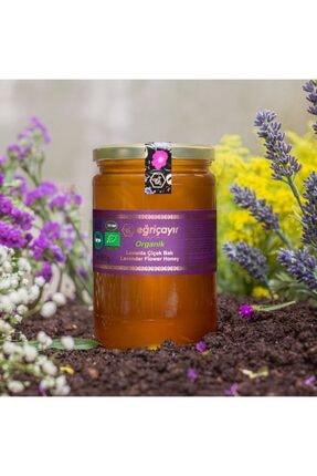 Eğriçayır Organik Lavanta Çiçek Balı 850 Gr