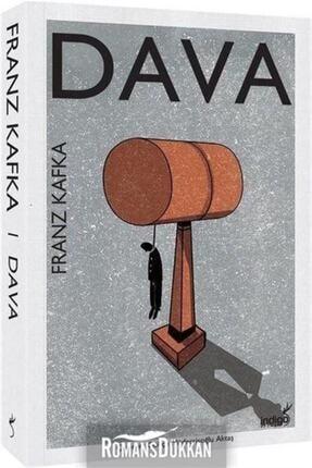 İndigo Kitap Franz Kafka Dava 9786052361399