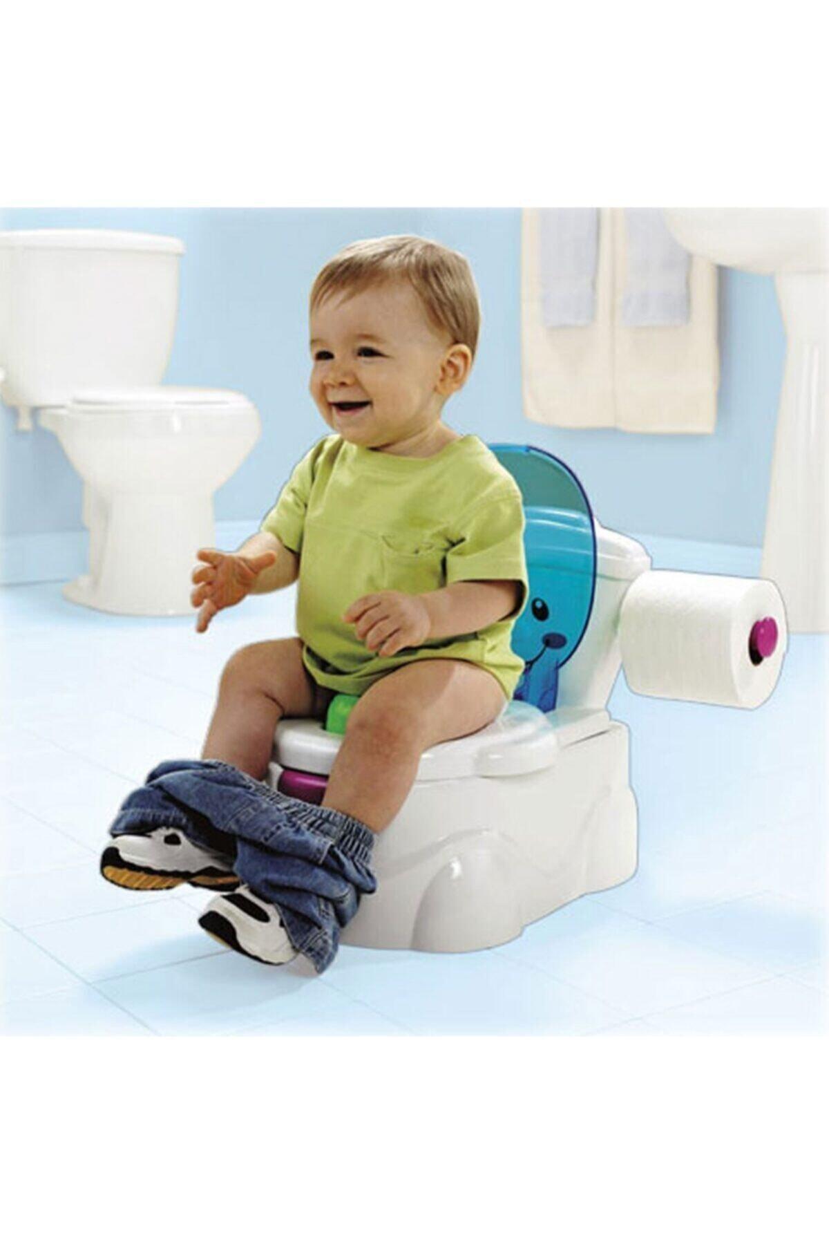 FISHER PRICE Eğitici Eğlenceli Tuvalet (Türkçe) 2