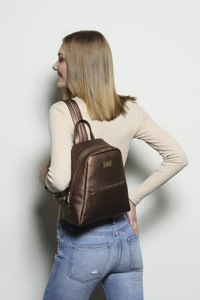 Marie Claire Kadın Bakır Sırt Çantası Jane Mc212102011