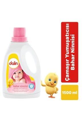 Dalin Bahar Ninnisi Bebeklere Özel  Çamaşır Yumuşatıcı 1500 ml