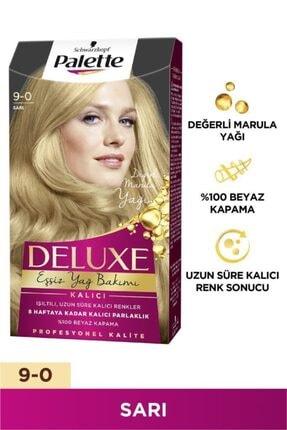 Palette Deluxe 9-0 Sarı X 2 Adet