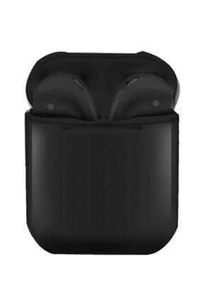 Reddax Tws Airpods I12 Siyah Iphone Android Universal Bluetooth Kulaklık Hd Ses Kalitesi I12siyah
