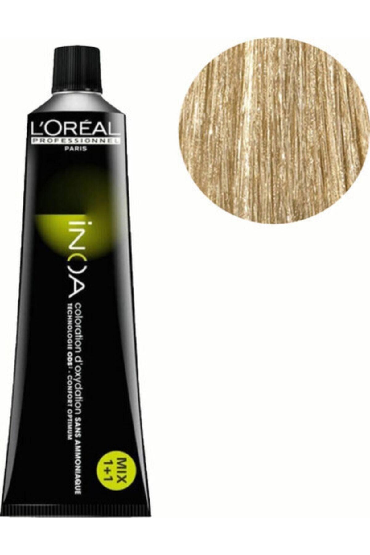 İNOA Loreal Professionnel 9 Sarı Saç Boyası 60ml 1
