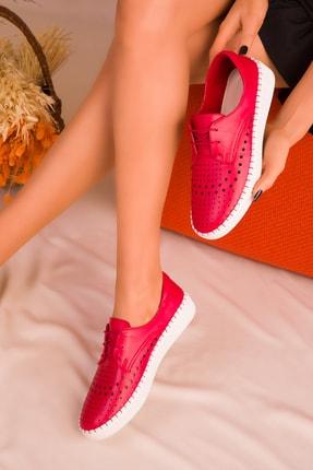 SOHO Kırmızı Kadın Casual Ayakkabı 16230