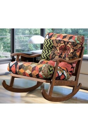 YASÜ Sallanan Koltuk Dinlenme Koltuğu Emzirme Koltuğu Baba Koltuğu Tv Koltuğ Bahçe Sandalye Kanepe Berjer