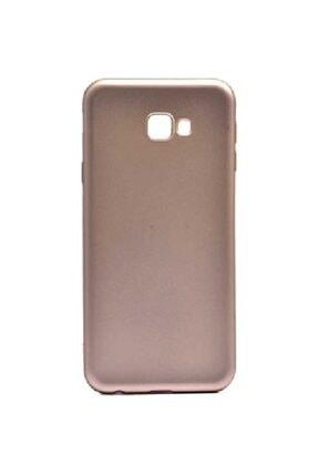Sunix Samsung J4 Plus Oil Silikon Kılıf Gold