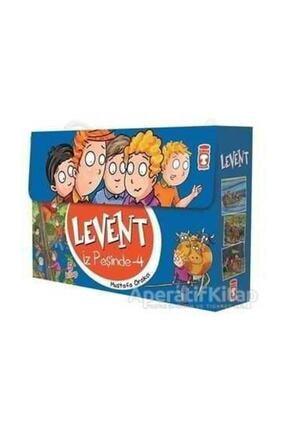 Timaş Çocuk Levent Iz Peşinde - 4 5 Kitap Set
