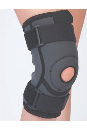ORTOLİFE Lüx Dizlik Patella Ve Ligament Destekli Fleksible Balenli Medikal Ortopedik Dizlik Ol-2103