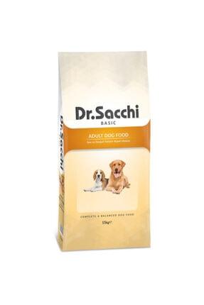 Dr. Sacchi Tavuklu Yetişkin Köpek Maması 15kg