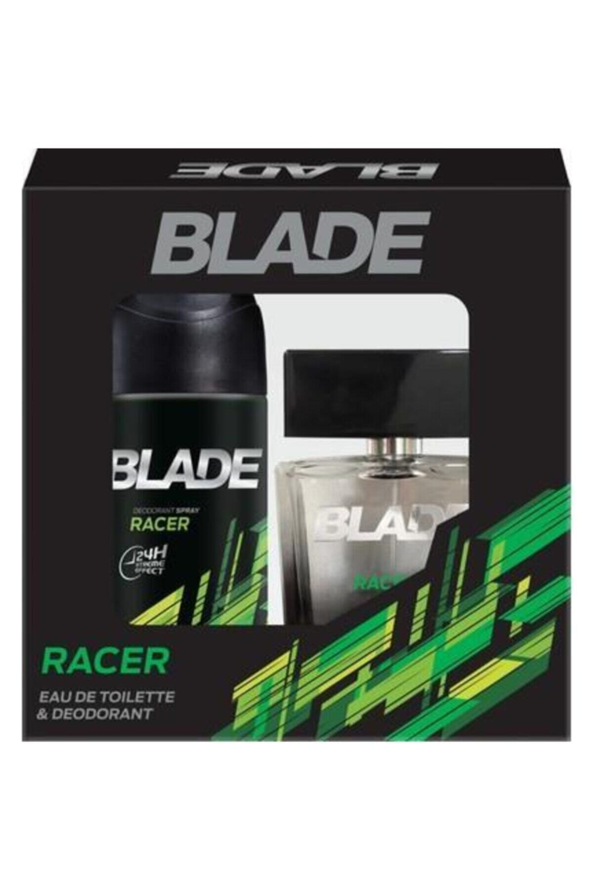 Blade Racer Edt Erkek Parfüm 100 Ml & Deodorant 150 Ml 2