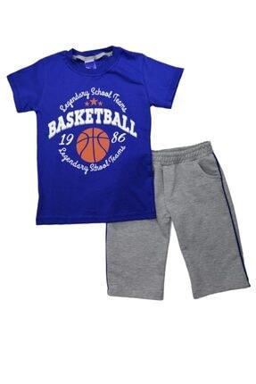 netbaby Erkek Çocuk Basketball Baskılı  Kapri Takım