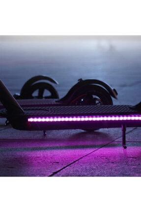 e-Scooter Markets Board Altı Multi Color Led Neon Çok Renkli Şerit Işık Su Geçirmez Escooter