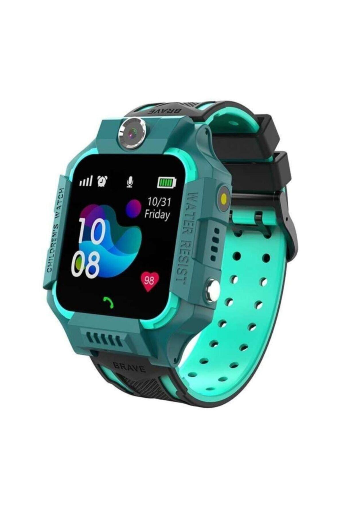 Nabi Q19b Model Kameralı Akıllı Takip Çocuk Saati (Ithalatçi Garantili) 2