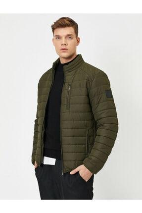 Koton Erkek Yeşil Jackets 0KAM21087LW